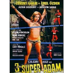 3 Supermen And Mad Girl (1973)