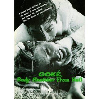 Goke, Body Snatcher From Hell (1968)