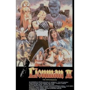 Lionman II: The Witchqueen (1979)