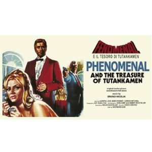 Phenomenal And The Treasure Of Tutankamen (1968)
