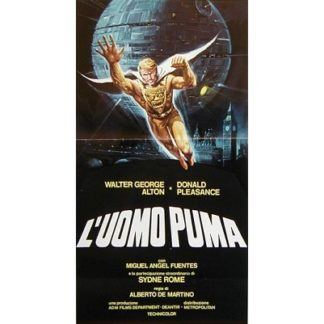 The Pumaman (1980)