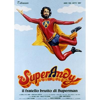 Super Andy, Il Fratello Brutto Di Superman (1979)