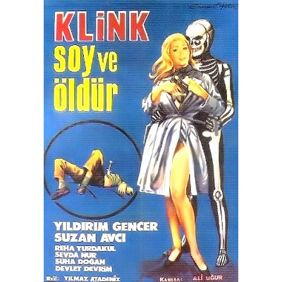 Kilink Strip And Kill (1967)