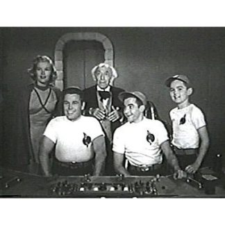 Rocky Jones Space Ranger (1954)
