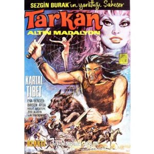Tarkan: The Gold Medallion (1972)
