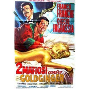 Due Mafiosi Contro Goldginger (Italian Language Version) (1965)