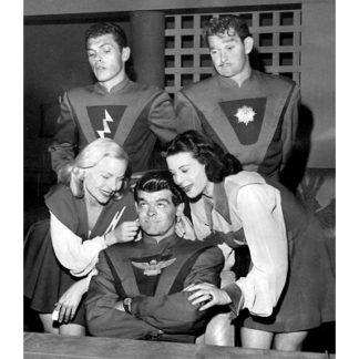 Space Patrol (1950-55)
