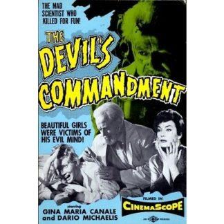 The Devil's Commandment (1960)