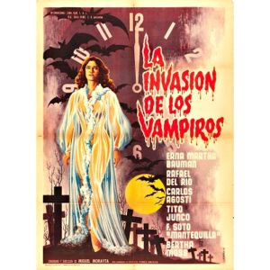 Invasion Of The Vampires (1961)