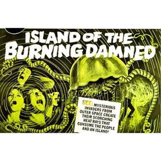 Island Of The Burning Doomed (1967)