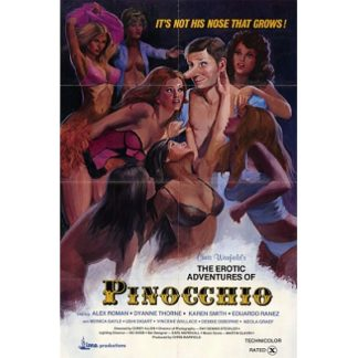 The Erotic Adventures Of Pinocchio (1971)