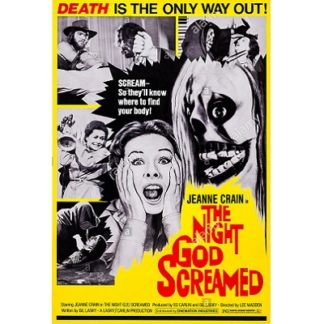 The Night God Screamed (1971)