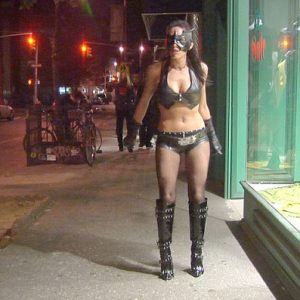 Batbabe: The Dark Nightie (2009)