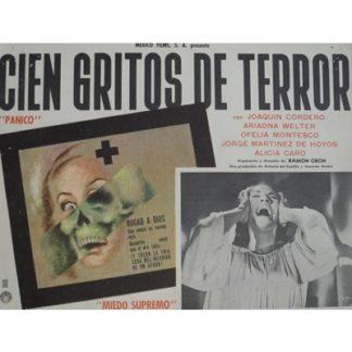100 Gritos De Terror (1965)