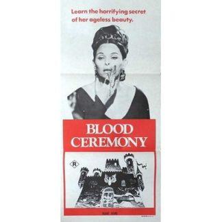 Blood Ceremony (1973)