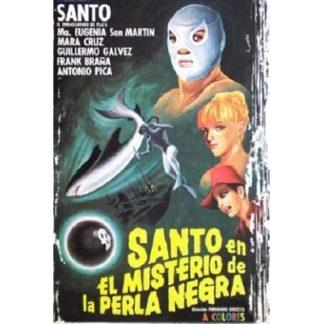 EL Misterio De La Perla Negra (1976)