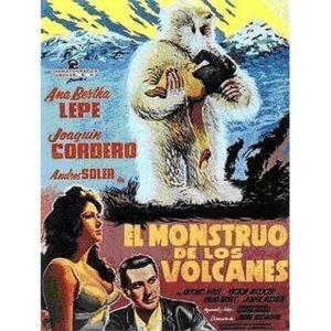 EL Monstruo De Los Volcanes (1962)