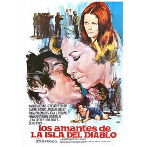 Devil's Island Lovers (1974)