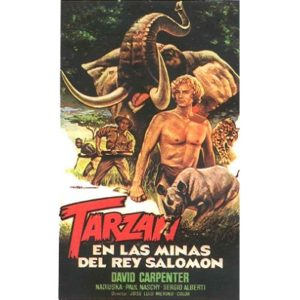 Tarzan In King Solomon's Mines (1973)