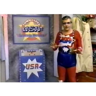 Commander USA's Groovie Movies (1988)