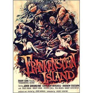 Frankenstein Island (1981)