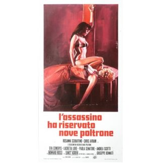 The Killer Reserved Nine Seats (1974)