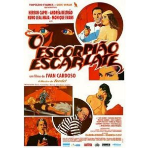 The Scarlet Scorpian (1990)