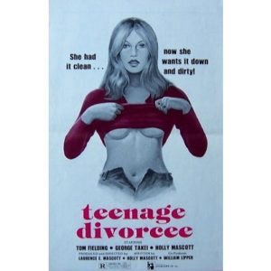 Teenage Divorce (1972)