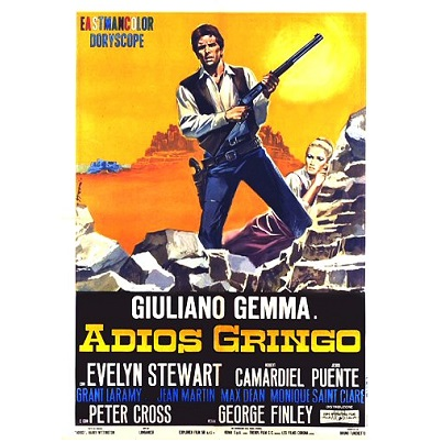 Adios Gringo (1965)