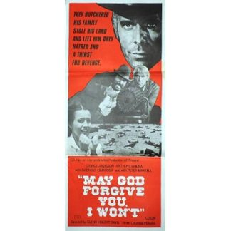 May God Forgive You, I Won't (1968)