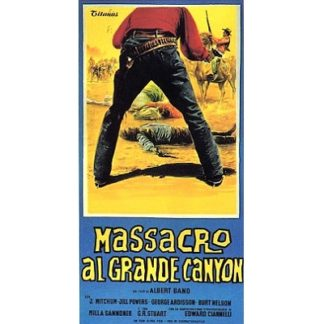 Massacre At Canyon Grande (1964)
