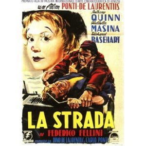 La Strada (English Language Version) (1954)