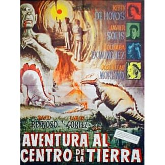 Adventure At The Center Of The Earth (1965)