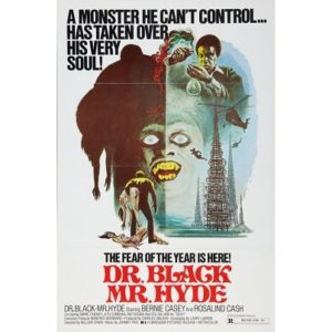 Dr Black And Mr Hyde (1975)