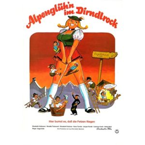 Alpengluhn Im Dirndlrock (1974)