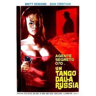 Agente Segreto 0.70: Un Tango Dalla Russia (1965)