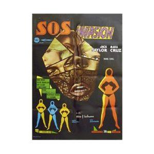 S.O.S. Invasion (1969)