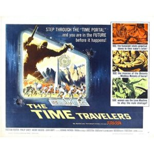 The Time Travelers (1964)