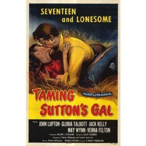 Taming Sutton's Gal (1957)
