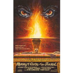 The Mummy And The Curse Of The Jackals (1969)
