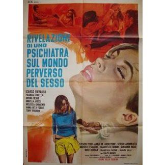 Rivelazioni Di Uno Psichiatra Sul Mondo Perverso Del Sesso (1973)