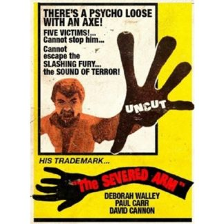 The Severed Arm (Uncut Version) (1973)