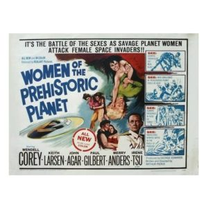 Women Of The Prehistoric Planet (1966)