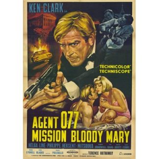 Agent 077: Mission Bloody Mary (1965)