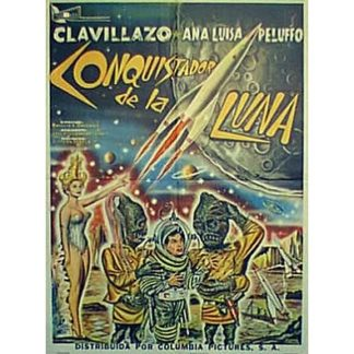 Conquistador Of The Moon (1960)