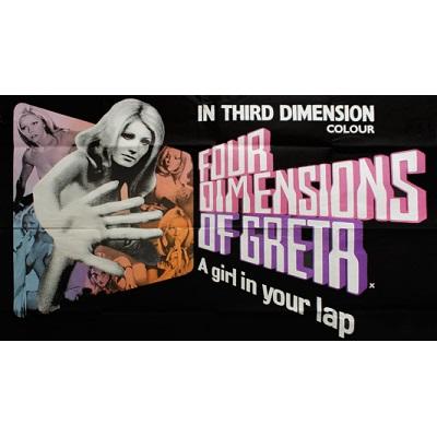 Four Dimensions Of Greta (1972)