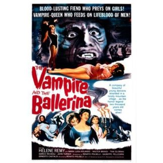 Vampire And The Ballerina (1960)