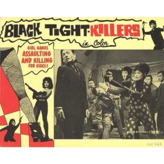 Black Tight Killers (1966)