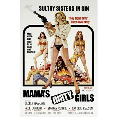 Mama's Dirty Girls (1974)