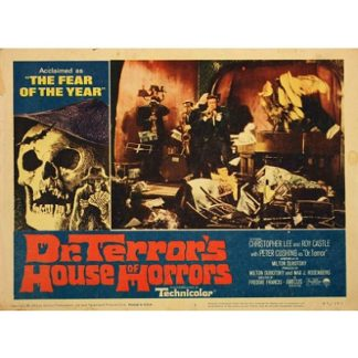 Dr Terror's House Of Horrors (1965)